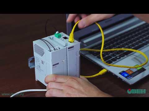 Видео 4. Обновление встроенного ПО модулей Мх210