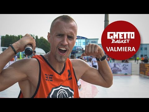 Ghetto Games Valmierā