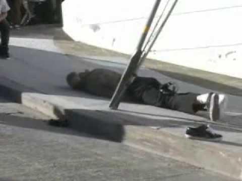 Resbalón con el skate
