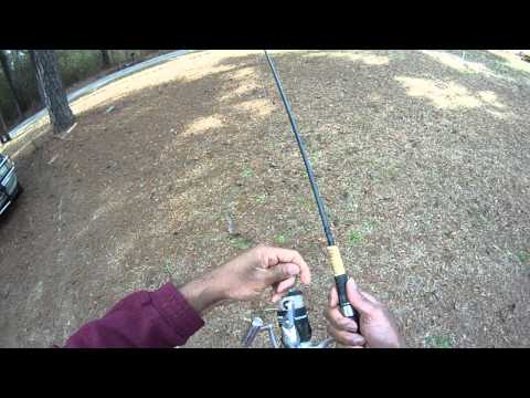 How to Practice Your Catfish Casting