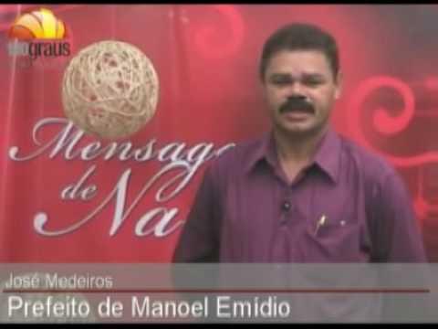 PREFEITO MANOEL EMIDIO