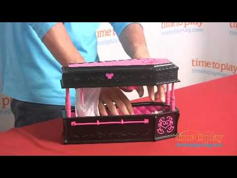 Monster High Draculaura Jewelry Box Coffin from Mattel