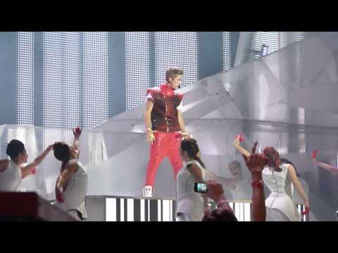 All Around The World Boyfriend LIVE 2012 MMVAs HD