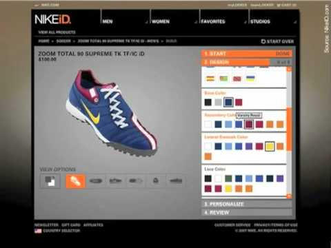 9ee40681b14d62 Mass Customization by Zara. YouTube Preview Image