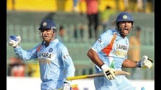 Video Sehwag and Yuvraj crushed Sri Lanka in Sri Lanka || 221 runs in 167 balls || MP3, 3GP, MP4, WEBM, AVI, FLV Mei 2019