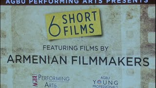 Screening of six short films directed by young Armenian directors at Lincoln Center