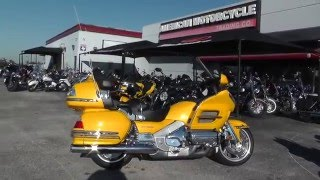4. 800055 - 2009 Honda Gold Wing GL1800 - Used Motorcycle For Sale