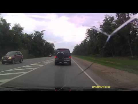 Авария в Краснодарском крае
