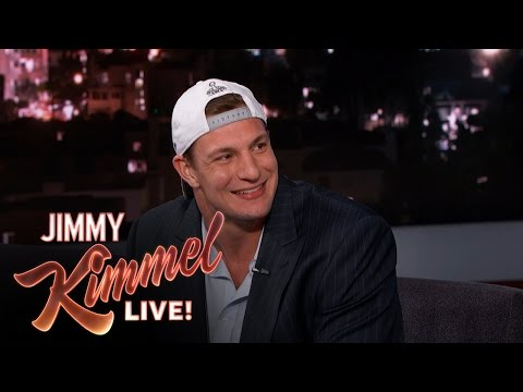 Rob Gronkowski On Celebrating Super Bowl Win