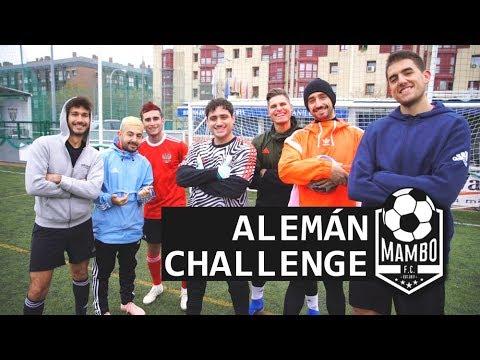 ALEMAN CHALLENGE  MAMBO LIFE