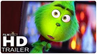 Video THE GRINCH Trailer 2 (2018) MP3, 3GP, MP4, WEBM, AVI, FLV Desember 2018