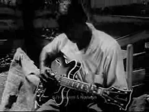 MISISSIPPI FRED McDOWELL.  Blues Maker. 1969 Film.  Bottleneck Slide Blues Guitar Legend