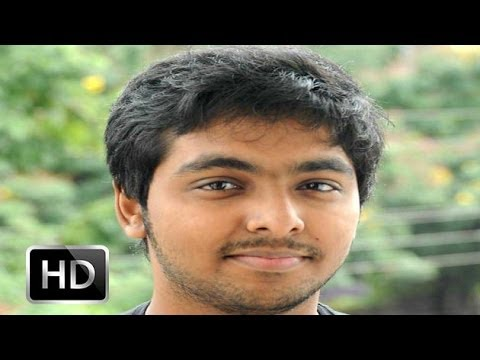 G.V Prakash Debuts As Actor With Tamil Movie Pencil