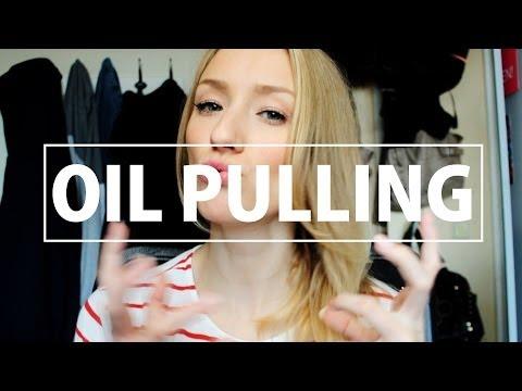 Oil Pulling aka Öl ziehen? Weißere Zähne ohne Bleaching! | Portgas D Alex