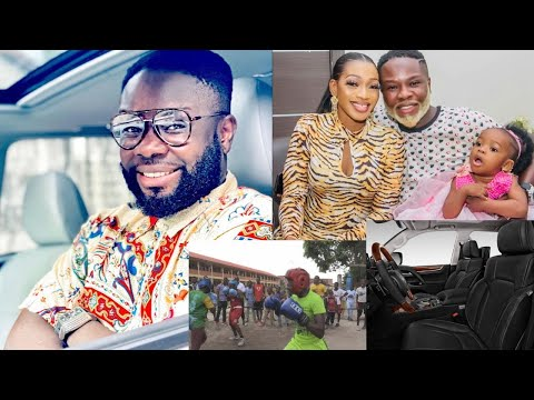 WATCH Yoruba Actor Ibrahim Yekini Itele Wedding, Marriage, Luxurious Cars, Rise To Fame & Lots More