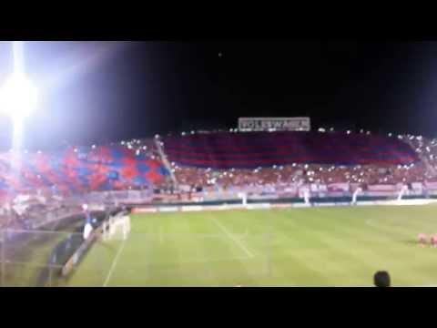 Recibimiento Cerro Porteño Campeón vs San Lorenzo - La Plaza y Comando - Cerro Porteño