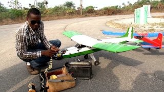 Video Eye Witness Report: Gifted Nigerian Invents Flying Mini-Aircrafts MP3, 3GP, MP4, WEBM, AVI, FLV Agustus 2019