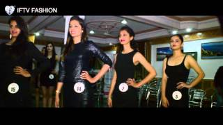 MISS HIMACHAL 2016 TRAINING