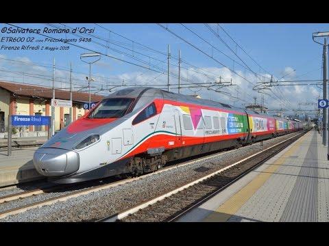 EXPO Milano 2015 ETR600 02  Pendolino FrecciArgento