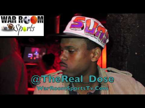 J Dose Talks With WRS At URL Armageddon