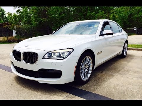 2014 BMW 750Li M Sport Sedan Start Up, Exhaust and In Depth Reviews