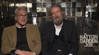 Nonton The Hatton Garden Job Interview  Larry Lamb   Clive Russell Film Subtitle Indonesia Streaming Movie Download