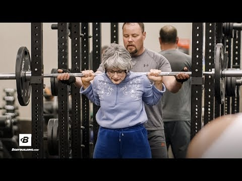Video Meet The Powerlifting Grandma download in MP3, 3GP, MP4, WEBM, AVI, FLV January 2017