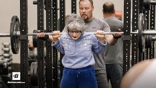 Video Meet The Powerlifting Grandma MP3, 3GP, MP4, WEBM, AVI, FLV Juli 2018
