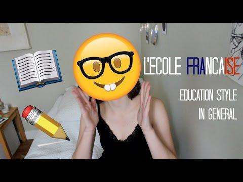 Учеба Во Франции. Основные Особенности Обучения (OOO) (видео)