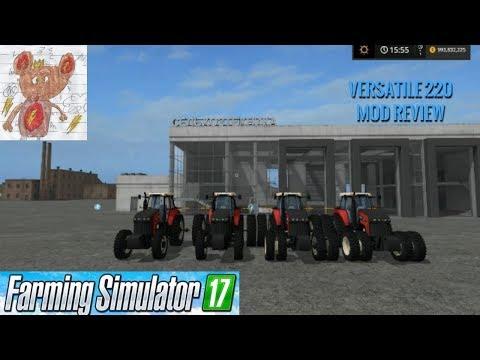 Versatile 220 v1.0