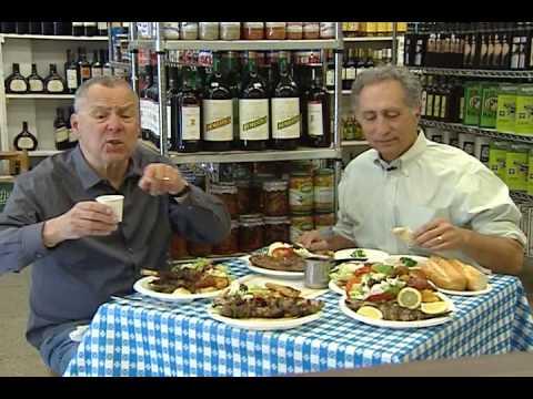 Cheap Eats TV Los Angeles: Papa Cristos-Greek Food