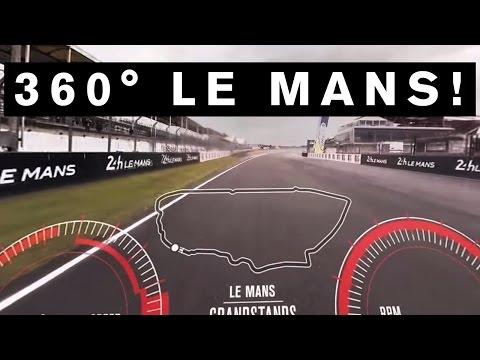 LeMans - závodní okruh  s NISMO GT-R