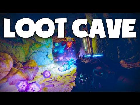 The New Loot Cave of Destiny 2 - Farm Forsaken Legendaries, Cores, Mods, and Exotics - Thời lượng: 10:35.