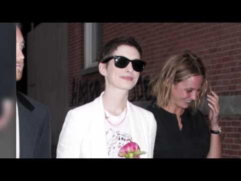 Anne Hathaway on 'Crazy' Detox Diet for 'Les Miserables' Role