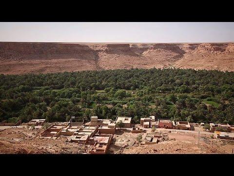 Μαρόκο: Η μεγαλύτερη όαση στον κόσμο απειλείται από την κλιματική αλλαγή