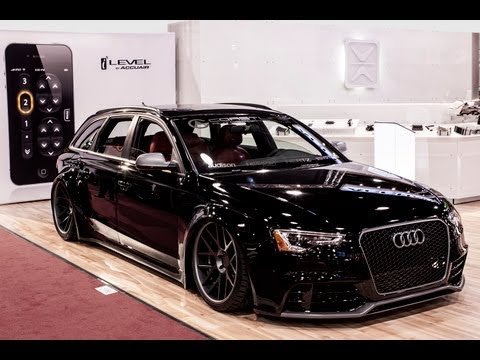 AccuAir 2012 SEMA Highlights