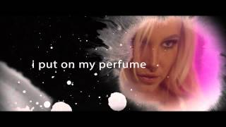 Britney Spears releases teaser for 'Perfume' video