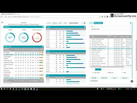 BTC Stats Software – Qualifier Shortlist
