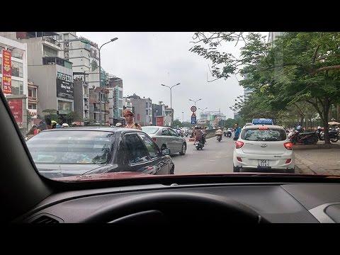 Chạy Xe Đường Đô Thị Đông Đúc Một Số Kinh Nghiệm