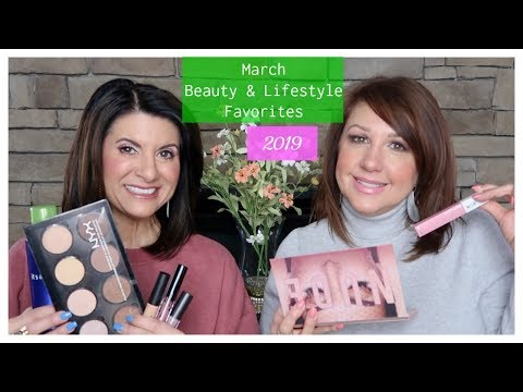 March Beauty & Lifestyle Favorites | 2019 | The2Orchids