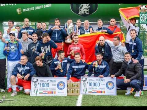 FK Podgorica, osvajač evropskog fan cupa