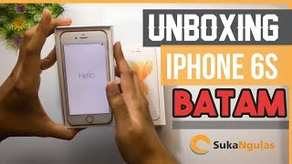Video Unboxing - iPhone 6s dari Batam MP3, 3GP, MP4, WEBM, AVI, FLV Februari 2018