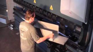 Durma - Press Brake | Deep Box Forming Video