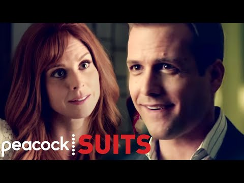 """Donna and Harvey Have Sex For The First and """"Last"""" Time   Suits"""