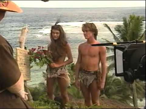 Behind the Scenes of Return to the Blue Lagoon Circa 1991