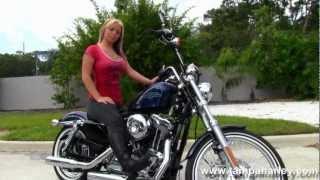 7. New 2012 Harley Davidson Sportster Seventy-Two XL1200V