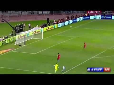 Argentina Vs Chile 1-0 clasificatorias Russia 2018