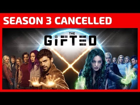 Season 3 of The Gifted is cancelled by FOX, but might get revived by Hulu or Freeform