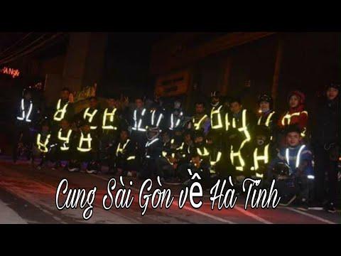 """""""Cung Từ Sài Gòn về Hà Tĩnh"""" Của Club 38 Đam Mê Phượt. - Thời lượng: 8 phút, 40 giây."""