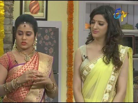 Abhiruchi | 11th October 2016 | Full Episode | ETV Telugu
